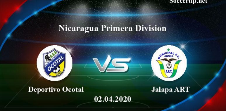 Deportivo Ocotal vs Jalapa ART Prediction, Betting Tips –  02/04/2020