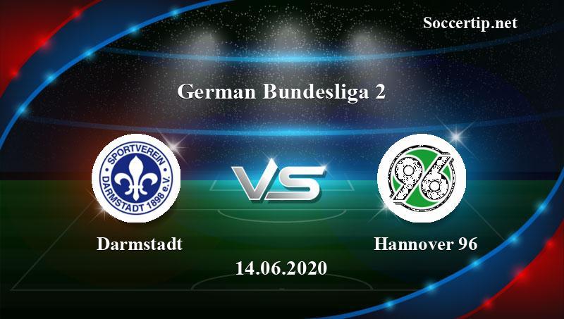 Darmstadt Vs Hannover