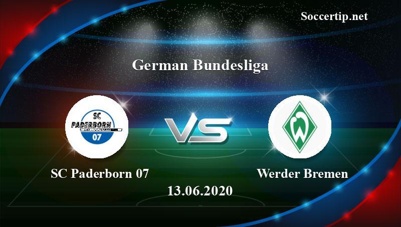 Werder Bremen Gegen Sc Paderborn